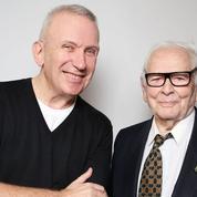 «Pierre Cardin m'a appris la liberté»: quand Jean Paul Gaultier rendait hommage à son mentor