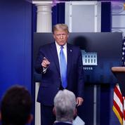 Trump jette le doute sur une transition pacifique en cas de défaite