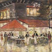 Le Café de la Paix, le Lutetia...nos archives de la semaine sur Instagram