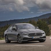 Mercedes E 300 de, quand le diesel fait le plein de watts