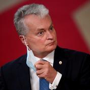 Gitanas Nauseda: «J'encourage la France à jouer un rôle de médiateur en Biélorussie»