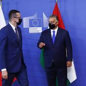Menacées sur l'État de droit, la Hongrie et la Pologne prennent en otage le plan de relance européen