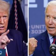 Présidentielle américaine: Trump contre Biden, le face-à-face des frères ennemis