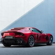 Ferrari Omologato, une Ferrari pas comme les autres