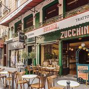 Zucchini, l'Italie de passage