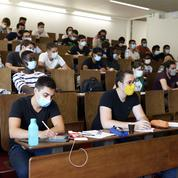 Université, grandes écoles: le Covid sème la confusion