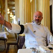 Philippe Etchebest: «Quand la restauration tousse, c'est la France qui est malade»