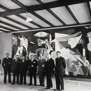 Sabotage d'Arturo Pérez-Reverte: Picasso et Malraux dans le viseur