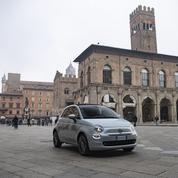 Fiat 500 BSG 1.0 Hybrid, toujours aussi branchée