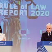 Bruxelles sonne l'alerte sur l'État de droit dans l'UE