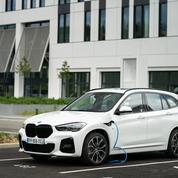 BMW X1 xDrive 25e, un fil à la patte