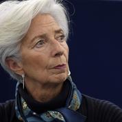 Lagarde ouvre la voie à une révision des objectifs de la BCE