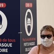 Covid-19: les Français inquiets pour la situation sanitaire du pays