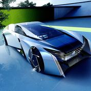 Peugeot: sa vision de l'auto en 2030