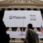 L'action Palantir fait ses premiers pas à la Bourse de New York