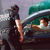 Espagne: début de reconfinement pour cinq millions de Madrilènes