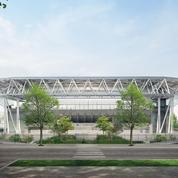 Roland-Garros: le futur toit du court Suzanne-Lenglen dévoilé