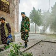 Haut-Karabakh: à Martouni, sous le feu de l'artillerie azerbaïdjanaise