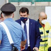 En Sicile, la justice offre un sursis à Matteo Salvini