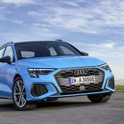 Audi A3 Sportback 40 TFSI e, jusqu'à 67 km en électrique