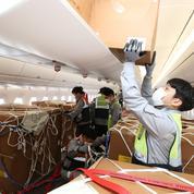 Airbus propose de convertir ses avions passagers en cargos