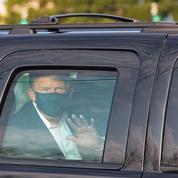 Donald Trump tente de reprendre pied face au Covid