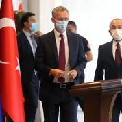 Entre la Grèce et la Turquie, l'Otan tente la «déconfliction»