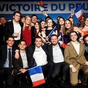 Le Rassemblement national rejoue la carte de la jeunesse pour les régionales