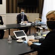 Marine Le Pen veut l'interdiction de l'islamisme et la fin de l'immigration