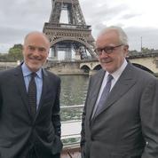 Alain Ducasse donne un nouveau tour à son groupe avec l'ancien ministre Renaud Dutreil