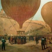 7 octobre 1870: «Il y a 150 ans, Gambetta quittait Paris en ballon: un modèle de résistance»