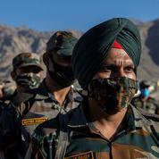 L'Inde en difficulté dans le Ladakh