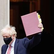 Boris Johnson veut faire du Royaume-Uni «l'Arabie saoudite de l'éolien»