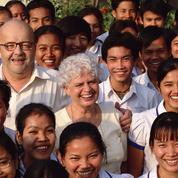 Au Cambodge, un sourire d'enfants à l'épreuve du Covid-19