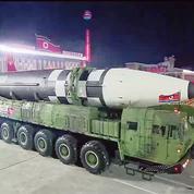 Corée du Nord: Kim Jong-un défie Washington avec son missile géant