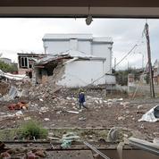 Haut-Karabakh: dans les sous-sols de Stepanakert, l'espoir fragile d'un cessez-le-feu