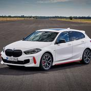 BMW 128 ti, une sportive qui va de l'avant