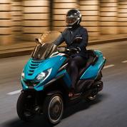 Peugeot Metropolis, le français reste dans la course