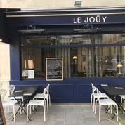 Le Joüy, semi-gastro du Marais