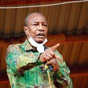 Guinée: Alpha Condé vise une troisième présidence, lors d'un scrutin à haut risque