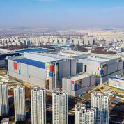 Samsung veut asseoir sa suprématie dans le secteur des semi-conducteurs