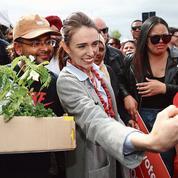 Jacinda Ardern, favorite des élections en Nouvelle-Zélande