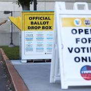 Présidentielle américaine: en Californie, la bataille des urnes électorales
