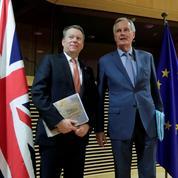 Brexit: Bruxelles et Londres continuent de se jauger