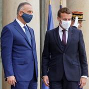Irak: le premier ministre réclame l'appui de Paris