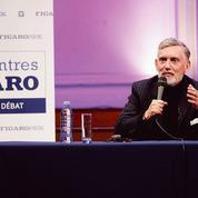 «Veillée au coin du feu avec François Sureau, nouveau membre de l'Académie française»