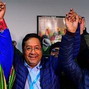 En Bolivie, le dauphin d'Evo Morales promet le changement