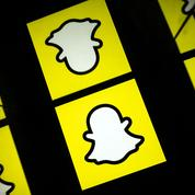 Gagnant sous-estimé de la crise, Snapchat flambe à Wall Street