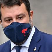 Italie: en perte de vitesse, la Ligue de Matteo Salvini envisage de se convertir à l'Europe