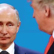 Poutine se dit prêt à sauver le Traité de réduction des armes stratégiques